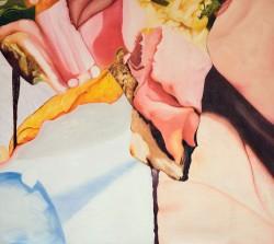 Fiction #3, 2005, huile sur toile, 125 x 140 cm
