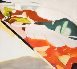 Fiction #4, 2005, huile sur toile, 125 x 140 cm