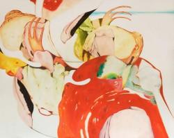 Pirate, 2007, huile sur toile, 130 x 162 cm