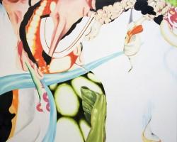 Sans titre #2, 2006, huile sur toile, 130 x 162 cm