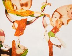 Sans titre 2008, 2008, huile sur toile, 130 x 162 cm