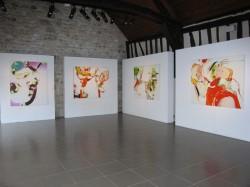 Dynamiques organiques, Maison des Arts de Grand Quevilly , 2008